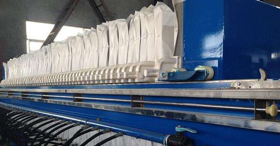 Printing and dyeing chemical fiber