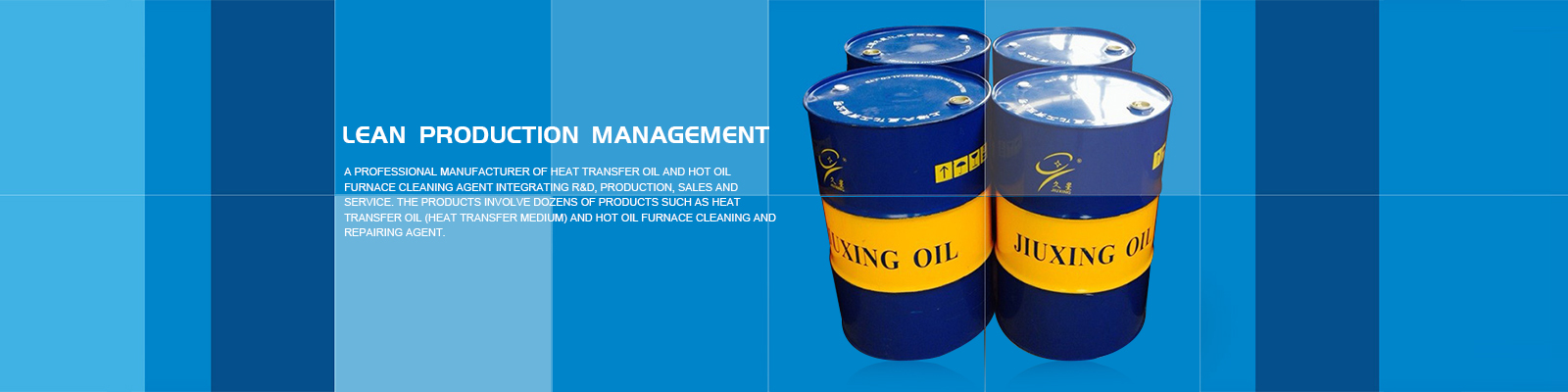 Shanghai Jiuxing Thermal Oil Co., Ltd.