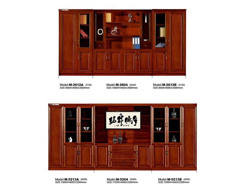 宝昇家具  实木文件柜