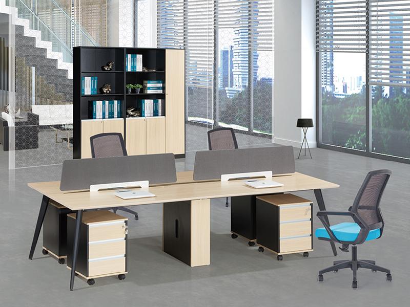 乐新家具教您挑选办公屏风工位的方法