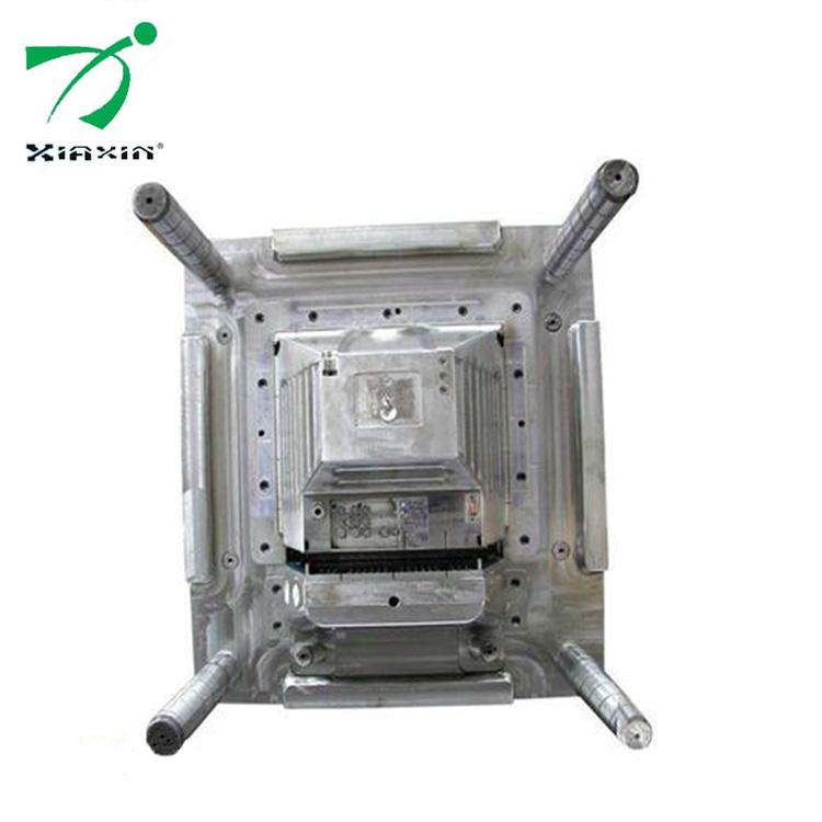 液晶电视塑料外壳注塑模具