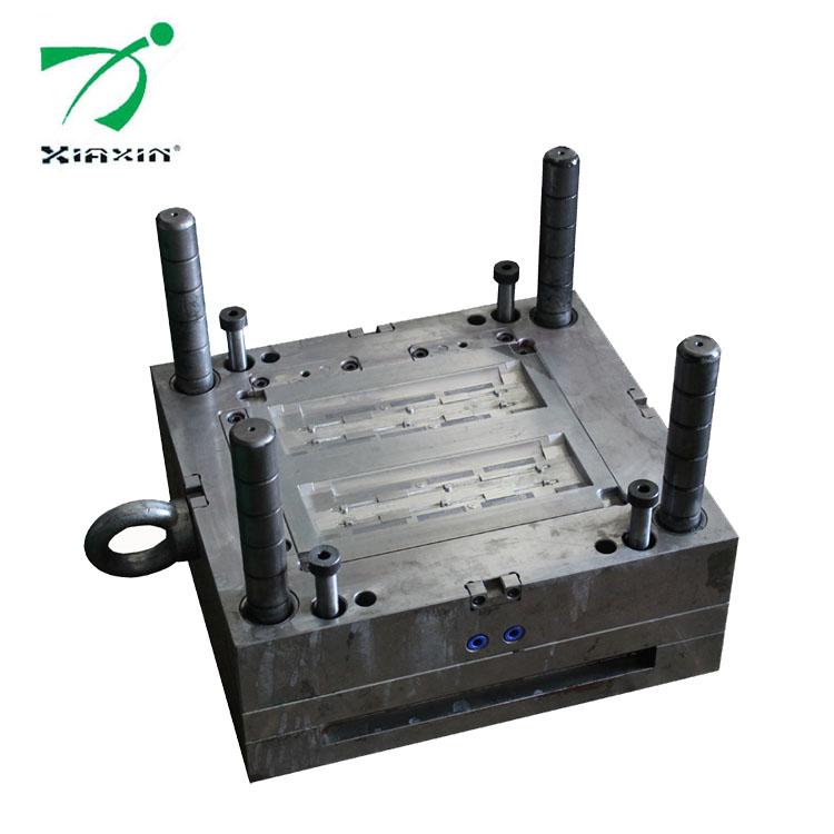 打印机墨盒支架注塑模具