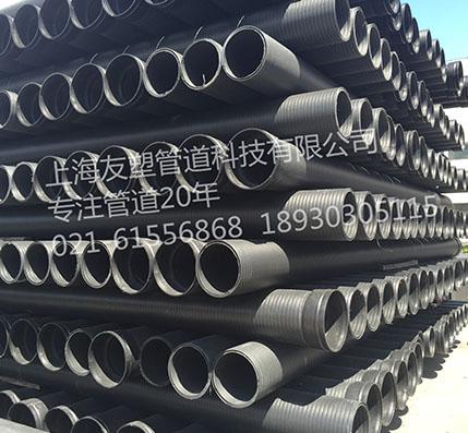 上海HDPE塑钢缠绕管