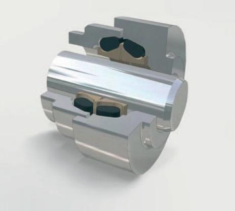 特瑞堡TRELLEBORG GNL DO型機械端面重載浮動密封