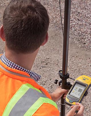 Trimble Geo7X 天宝掌上型GNSS接收机