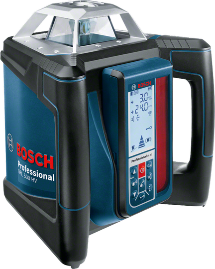 Bosch GRL500HV 高精度全自动激光扫平仪