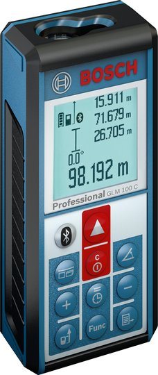 Bosch GLM100 C 博世100米手持测距仪
