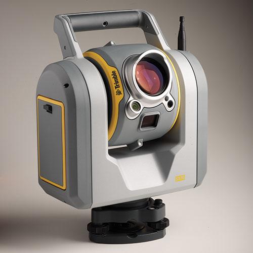 Trimble SX10 天宝影像扫描仪