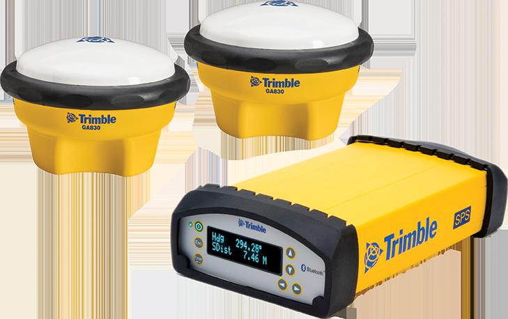 Trimble SPS461天宝定位姿态接收机
