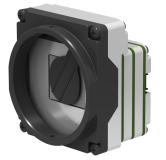 小型高分辨率红外测温机芯