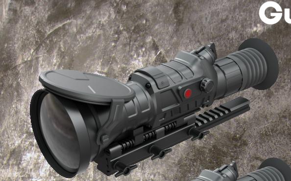 TS系列经济型民用红外热成像瞄准具