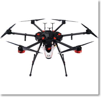大疆经纬M600 Pro行业应用無人機