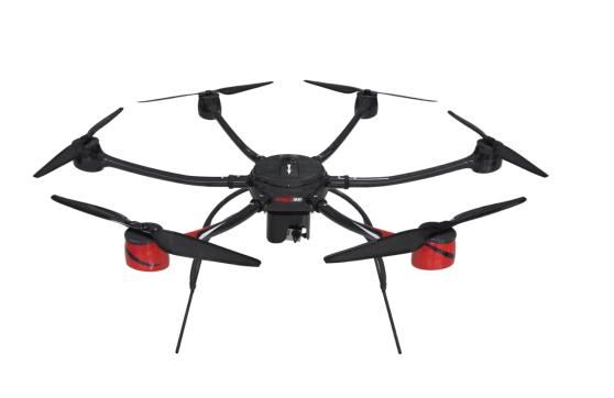工业级多旋翼无人机X6L