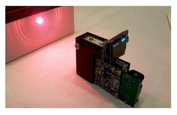 全新发布|小型宽温高频激光测距传感器