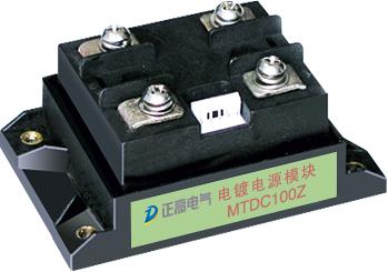 电镀电源模块