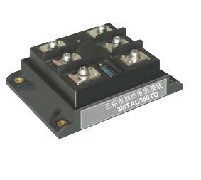 三相电热电源模块