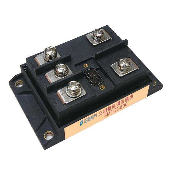 帶通訊接口可控硅調壓器-可控硅集成移項調壓???正高電氣