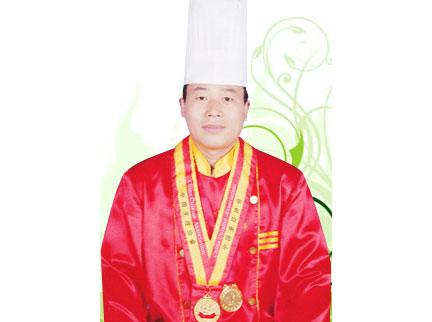 中式烹调师:徐西泉