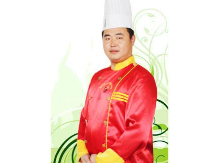 中式烹调讲师:娄伟彬