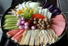 韩国部队火锅课程分享异域风情美食
