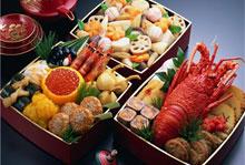 日本料理便当