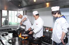 专业中式烹调课程