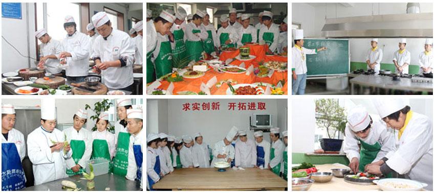延边东方技能培训学校教学环境展示