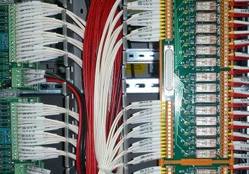PLC儀表機柜系統