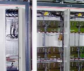 通訊機柜系統