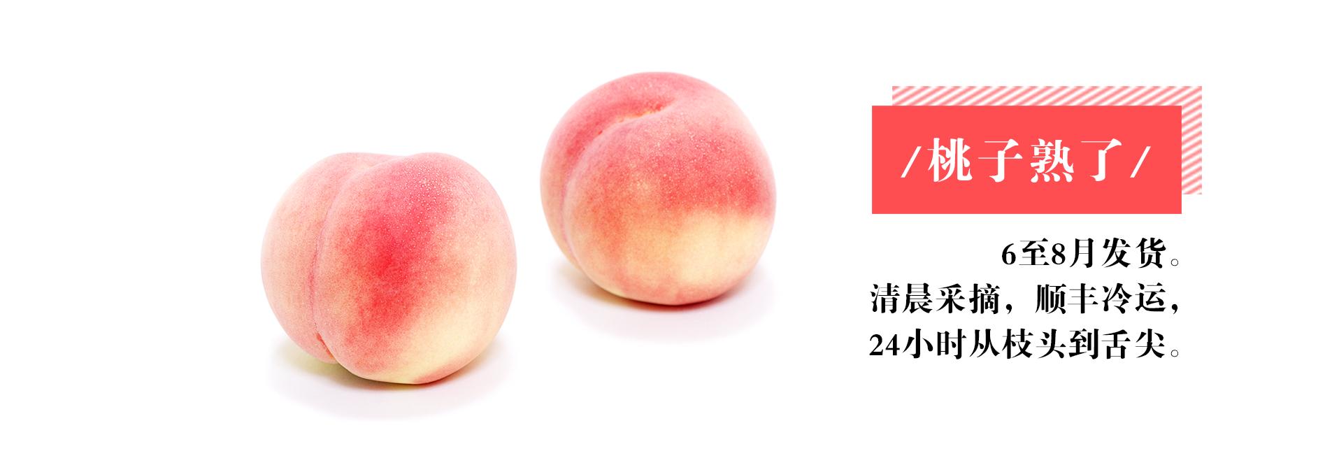 正宗阳山水蜜桃