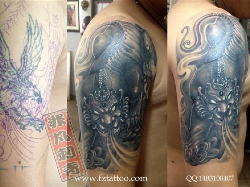 福州遮盖纹身