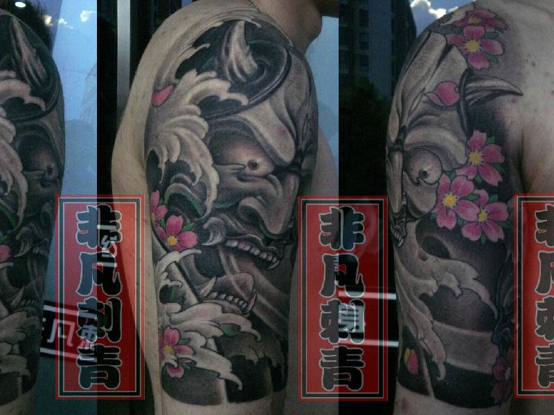 福州般若纹身