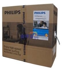 PHILIPS/飞利浦高速超六类非屏蔽网线