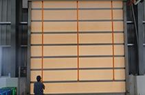 Fast stacking door, strap door, fast shutter door manufacturers, JP-BD04