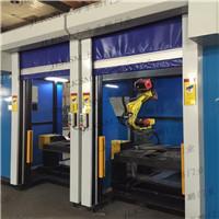 焊接(机器人)设备防护屏门
