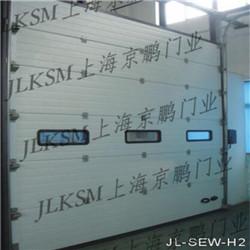 Industrial slide door