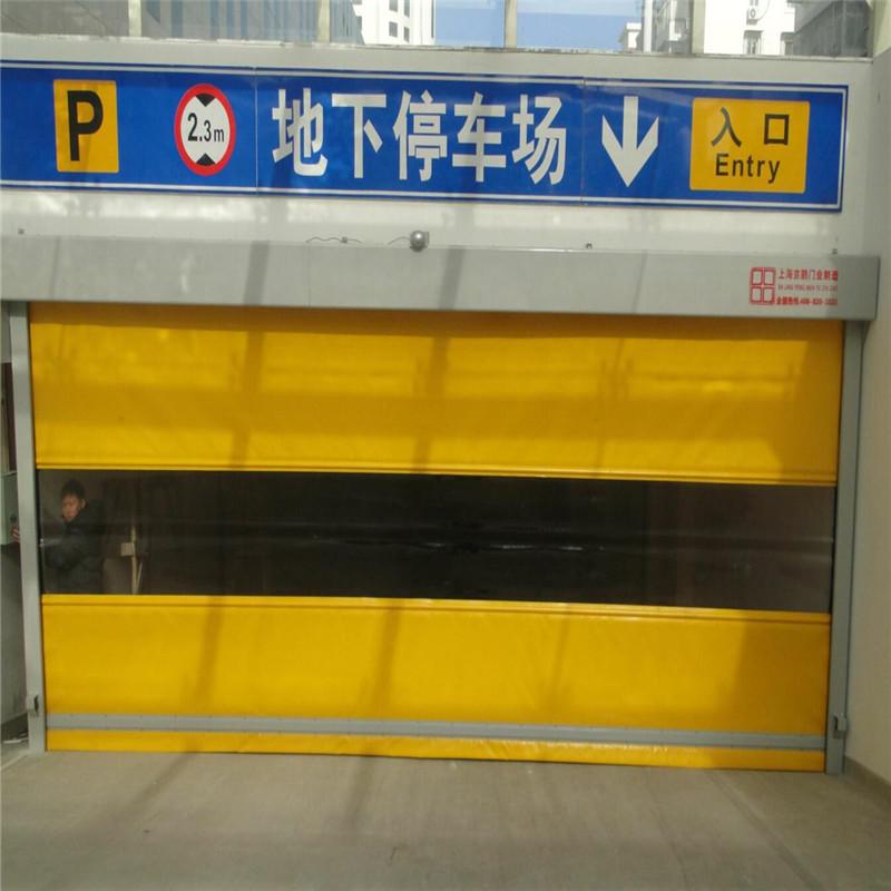 Garage shutter door