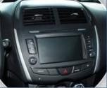 汽车导航手板模型QCMX018