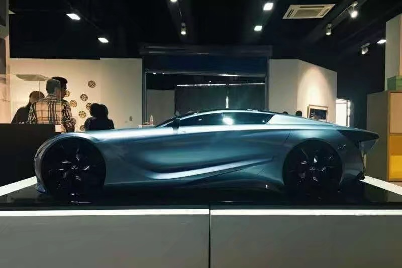 上海3D打印汽车模型