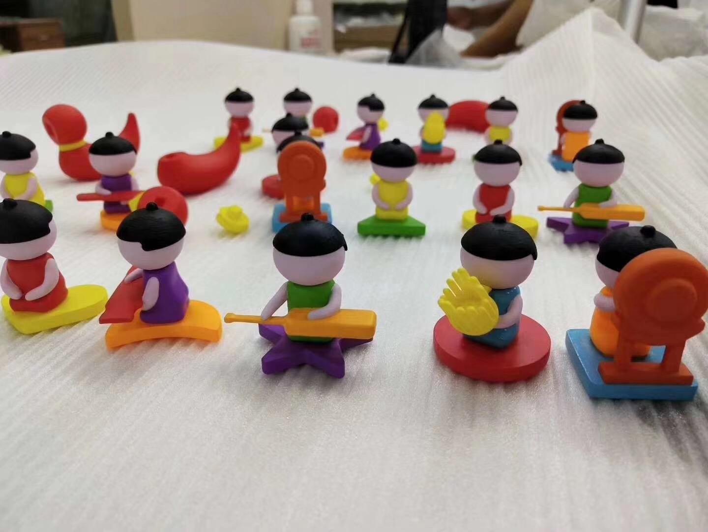 3D打印手板模型玩具