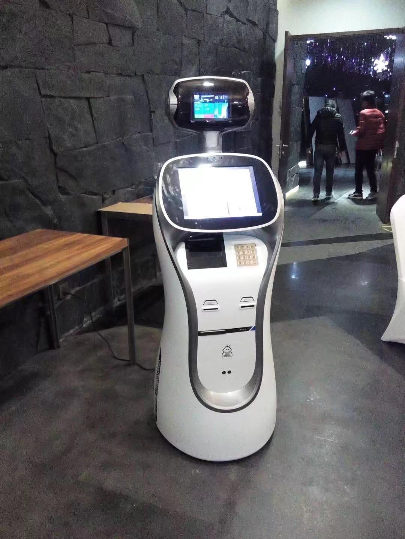 上海3D打印智能机器人