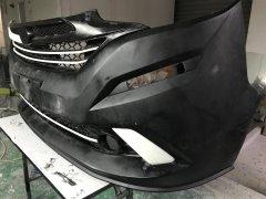 汽车保险杠手板模型
