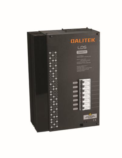 DM611型 可编程智能调光控制器