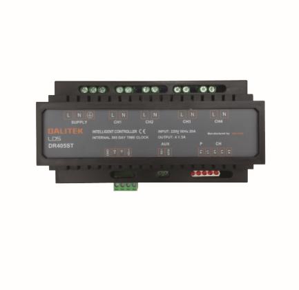 DR405ST 可编程继电器开关控制器