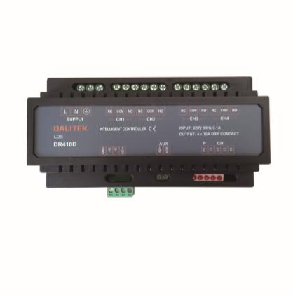 DR410D 可编程继电器开关控制器