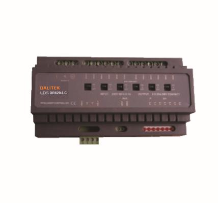 DR620-LC可编程继电器开关控制器