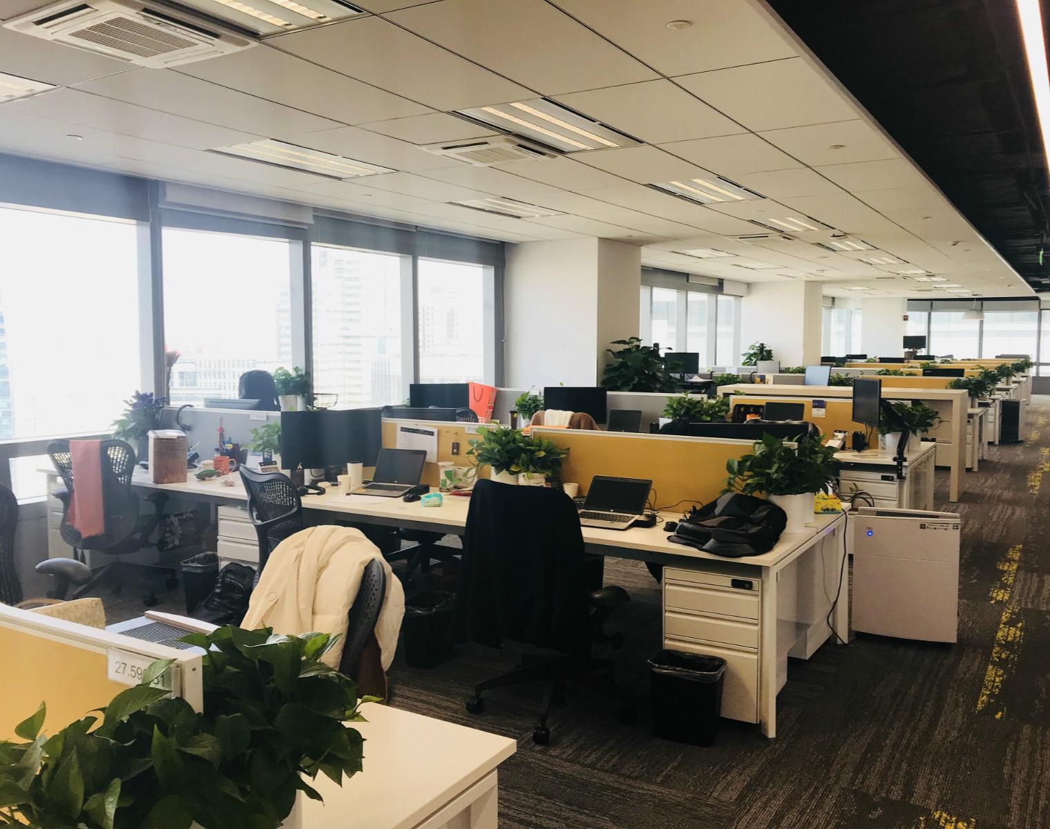 亚马逊上海办公室