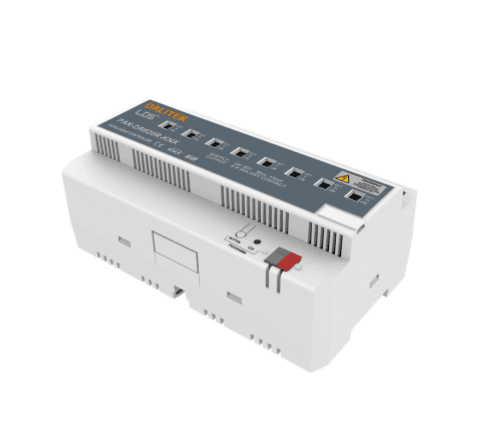 PAN-DR820R-KNX 8回路KNX開關量模塊