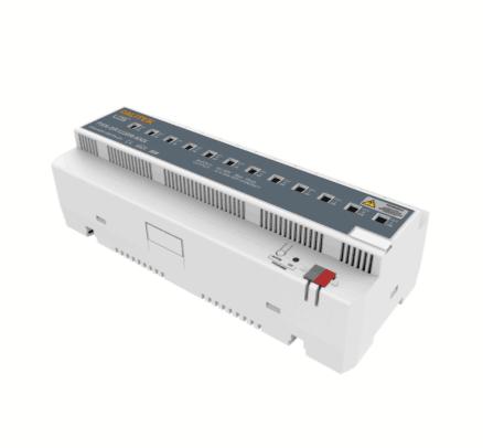 PAN-DR1220R-KNX 12回路KNX開關量模塊