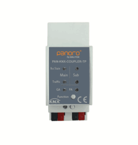 PAN-KNX-COUPLER-TP 支线耦合器